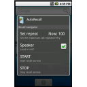 AutoRecall, auto dial FULL 1.4 for Android
