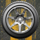 Car Wheel Live Wallpaper 1.0 for Android
