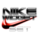Nike clock widget 1 for Android