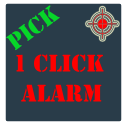 One Click Alarm - UPDATED 1.1 for Android