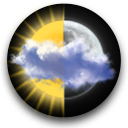 Animated Weather Widget, Clock 5.6.0 for Android