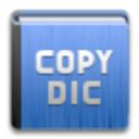 Copy Dic New Concept Dictionary  2.2 for Android