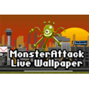 MonsterAttack Live Wallpaper 1.2 for Android