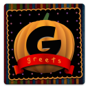 GREETS Halloween Personalised Animated Greetings Card 1.0.0 for Android