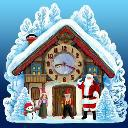 Christmas House Clock 2.0 for Android