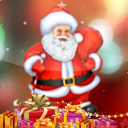 Christmas Neon Glow HD Theme 1.2.3 for Android