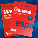 VOX General Spanish Dictionary and Thesaurus (Android) 4.3.104 for Android