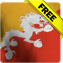Bhutan flag lwp Free 5.2 for Android