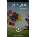 Galaxy S4 Live Wallpaper 1.0 for Android