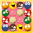 Classic Funny Faces Bubbles Game 1.02 for Android