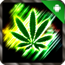Weed Ganja Water Effect Lwp 2.0 for Android
