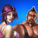 The Fight 3D (Free) 1.0 for Java phone