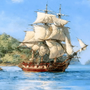 Sailing Ship Live Wallpaper 2 for Android