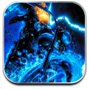 Ghost Rider LWP 1.0 for Android