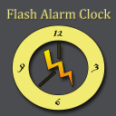 Flash Alarm Clock 1.2 for Android