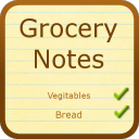 Grocery Notes 1.0.2 for Android