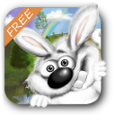 Curious Bunny Live Wallpaper Free 1.4.1 for Android