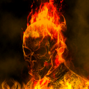 Ghost Rider 3D Remix Live Wallpaper 4 for Android