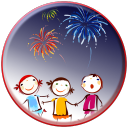 Learning with Fireworks 4 kids 1.4.4 for Android