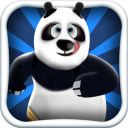 Panda Run 3d : Runner Game 1.5 برای  Android