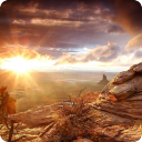 Sunrise Mosaic LWP 4.1 for Android