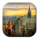 HD City Free LWP 1.0 for Android