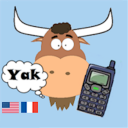 Yak English/French Translator 3.1 for Android