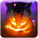 Halloween Kittens Live Wallpaper 1.0 for Android