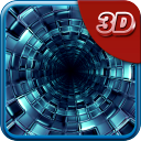 3D Tunnel Live Wallpaper 1.0.1 for Android