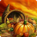 3D Thanksgiving live wallpaper and Daydream 1.3 for Android