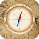 Pirate magnetic compass 1.2.1 for Android