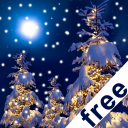 Christmas Snow Live Wallpaper 1.0.2 for Android