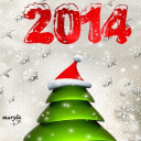 Merry Christmas 2014 Live Wallpaper 26 for Android