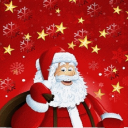 Merry Christmas Santa Live Wallpaper 26 for Android