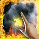 Play With Fire Finger Fun LWP 3.0 for Android