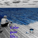 Color Your Life Live Wallpaper 26 for Android