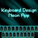 Keyboard Design Neon App 1.1 for Android