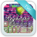 Keyboard Alien Pink 1.2 for Android