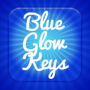 Keyboard Blue Glow 1.2 for Android
