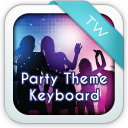 Keyboard Party Theme 1.2 for Android