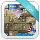 Sailing Boat Keyboard 1.1 for Android