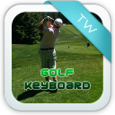 Golf Keyboard 1.1 for Android