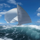 Sailing Boat Live Wallpaper 2 for Android