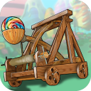 Ginger Bread Catapult 3D 2.3.0 for Android