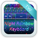 Night Rainbow Keyboard 1.1 for Android