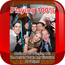 Playing 100% 1.0 for Android