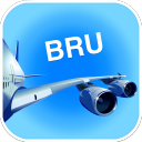 Brussels BRU Airport Flights 1.02 for Android