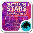 Glittering Stars Keyboard 1.2 for Android