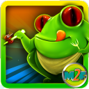 Hungry Frog 1.0 for Java phone