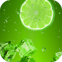 Juice Live Wallpaper v2 1.0 for Android